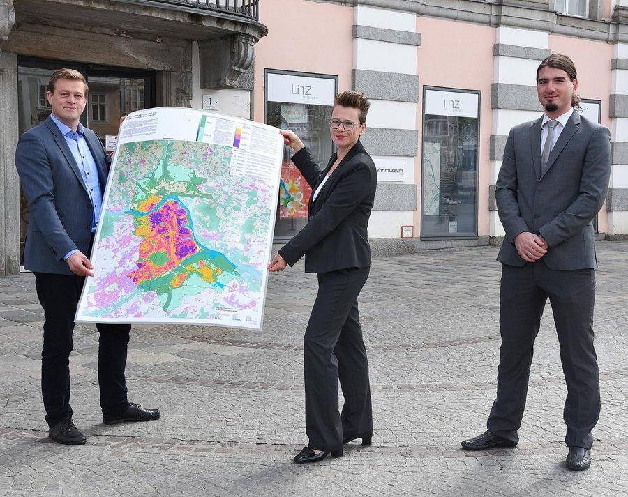 Kaineder Schobesberger Horak Klima Linz