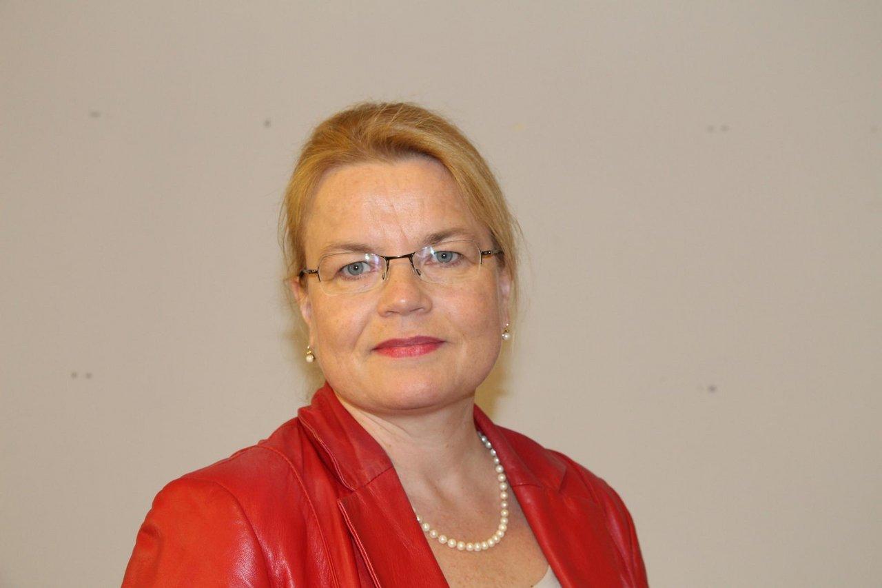 Silvia Breitwieser, Leiterin der Telefonseelsorge OÖ