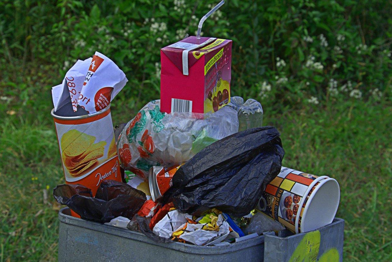 Müll - Symbolbild