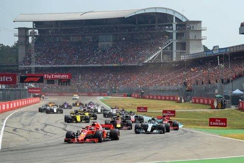 Hockenheimring Tickets Formel 1