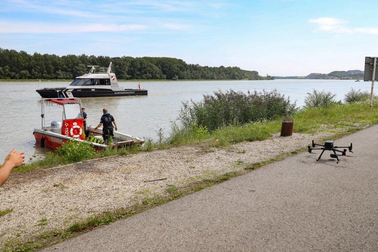 Donau Segelflugzeug Absturz