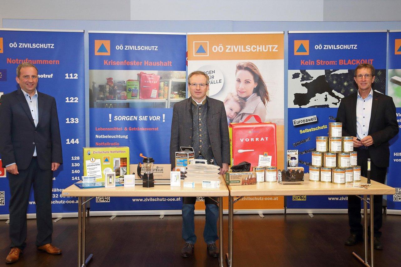 Hammer Klinger Lindner Zivilschutz