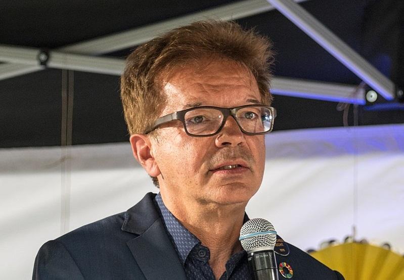 Rudi Anschober Gesundheits- und Sozialminister