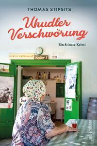 Buch Uhudler verschwörung/Ueberreuter Verlag