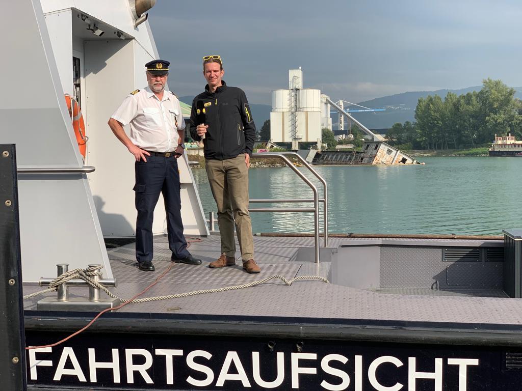 Schifffahrtsaufsicht Linz Skorianz Life Radio Kortschak